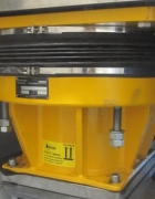 Viscodamper for centrifuge